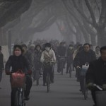 Conditions of Highly Polluted Areas in Shanghai